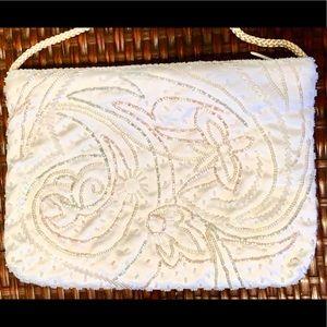 Handbags - 👛 BEADED TINY FORMAL PURSE👛